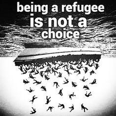 Vluchtelingen zijn welkom