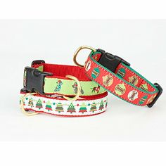 Holiday Dog Collar-The Company Store