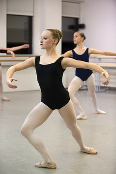More pirouette tips