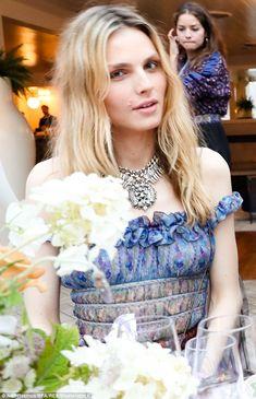 Blonde pretty transvestite