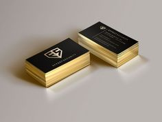 Effect Security Business Cards