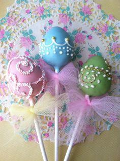 Easter cakepop