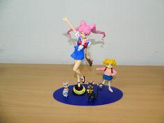 Diana - Chibiusa - Luna - Little Usagi