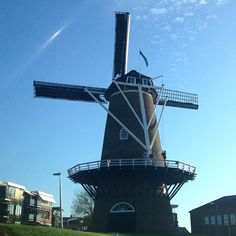 the typical mills in the Netherlands   Doetinchem, Netherland