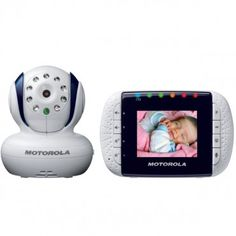 With compelling sound quality, the Motorola Digital Video Baby Monitor With 3.5-Inch Color LCD Screen also features built-in data encryption for extra security. It also has a range of up to 200 meters. www.rightstart.com. PRICE: $239.99