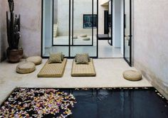 Si tienes espacio exterior disponible en casa, anímate a armar un rincón spa para disfrutarlo! Te mostramos 15 ideas que te gustarán!