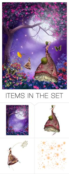 """Dabbling"" by poetic-flame ❤ liked on Polyvore featuring art"