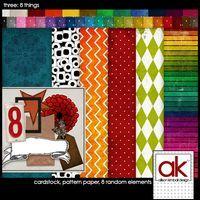 free digital kit: 8 things - simple inspiration