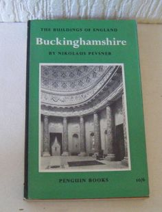 The Building Of England By Nikolaus Pevsner by DutchTrader on Etsy, £7.99