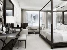 Baccarat Hotel: The Standard Room