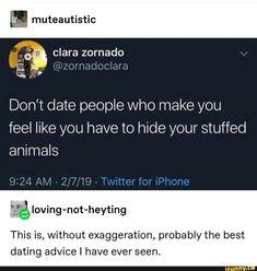 Memes/ so true/ funny/ sad. Funny Quotes, Funny Memes, Hilarious, Simple Plan, Life Advice, Dating Advice, Oui Oui, My Tumblr, No Me Importa