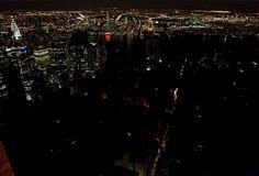 Lights out Manhattan post Sandy | [via Gothamist]