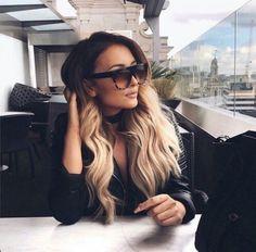 nice Омбре для русых волос (50 фото) — Модное окрашивание 2017