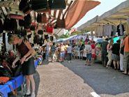 Markten rond het Gardameer en Torri del Benaco