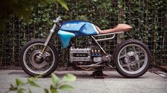 BMW K series cafe racer