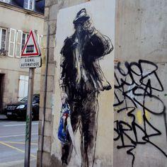 Quand la peinture envahit nos villes !