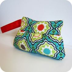 homemade by jill: mama's night out clutch