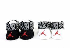 Nike Air Jordan Newborn Infant Baby Booties Socks Black and White w/air Jordan Logo Size 0-6 Months Nike, http://www.amazon.com/dp/B004WHT5TO/ref=cm_sw_r_pi_dp_y2-mqb1WAGQ5D