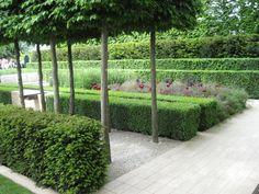 Champagne Laurent-Perrier Gold Medal garden at RHS Chelsea 2009