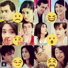 Best Couple Pictures, Cute Couples Photos, Tv Couples, Couples In Love, Celebrity Couples, Funny Instagram Captions, Romantic Couples Photography, Kartik And Naira, Kaira Yrkkh