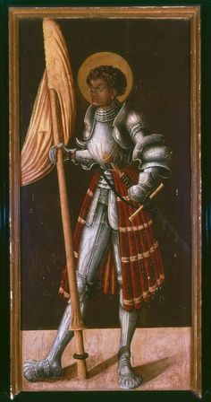 European History, Art History, Renaissance, Saint Gregory, Black Royalty, African Royalty, Black Figure, Landsknecht, Black History Facts