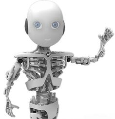 """Advanced Humanoid Robot Baby """"Roboy"""" To Be Born In March 2013 - Researchers at the Artificial Intelligence Laboratory of the University of Zurich, Switzerland, is creating a special humanoid robot that will come in the form of a realistic robot boy. This futuristic robot is being called as Roboy and this robot is going to be born early next year. [Click on Image Or Source on Top to See Full News]"""
