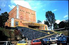 Centro de producción de TV universidad de Medellín.