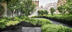 Manhattan Roof Garden VI / Kim Hoyt Architecture/ Landsberg