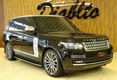 Range Rover AutoBiography - AED 720000 Land Rover Car, My Ride, Range Rover, Car Ins, Travel Style, Used Cars, Cars For Sale, Dream Cars, Uae