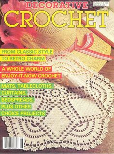 Decorative Crochet Magazines 6 - natalya - Álbumes web de Picasa