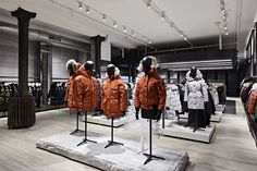 Image result for canada goose store