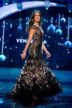 Nick Verreos: Beauty Pageant Minute--Miss Universe 2012 Preliminary Competition--Evening Gowns--My Top 15 Best List!