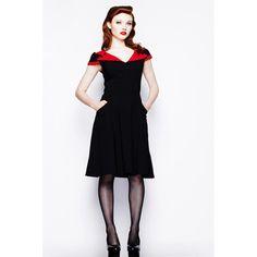 vestido pin up, retro,vintage años 50 #vestidopinup #vestidovintage #vestidoretro #vestidoaños50