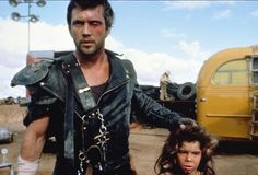 Mel Gibson, Emil Minty (The Feral Kid) - Mad Max II: The Road Warrior (1981)