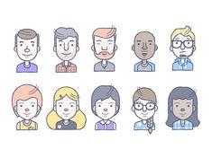 Enter the magnificent world of illustrator Ryan Putnam, a graphic designer at Dropbox.