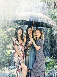 Lola, Domino and Jemima Kirke  for Vanity Fair