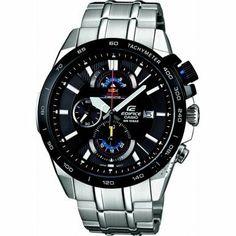eb5c4c45be1 Redbull Logolu Özel Tasarım Edifice  EFR-520RB-1ADR 12 Saatlik Kronometre  100 Metre