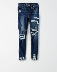 AE Ne(X)t Level High-Waisted Jegging Crop Ae Jeans, Curvy Jeans, Ripped Jeans, Sassy Pants, Bodycon Dress With Sleeves, Low Rise Skinny Jeans, Nike Outfits, Athletic Outfits, Mens Outfitters