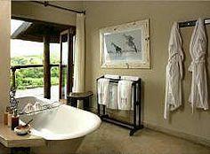 Bathroom © Impodimo Lodge