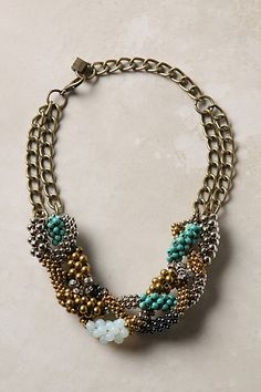 Entwined Necklace #anthropologie