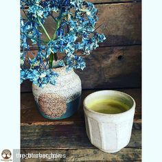 I had to post this beautiful shot again of @nrpotterysupplies enjoying a Bircher Bar Turmeric Latte in a brilliant handmade @brookeclunie tumbler!  You can find both our Turmeric Latte mix and some of Brooke Clunies pottery  in our online store all available to ship Australia wide!  #thebircherbar #bircherbar #lismore #cafe #pantry #deli #turmeric #ginger #glutenfree #natural #latte #goldenlatte #goldenmilk #turmeric