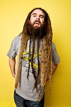 44 Pictures of White Guys With Dreads