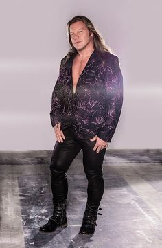 Chris Jericho AEW champ discusses his Rockin ' cover of ' Father Christmas ' Trans Siberian Orchestra, Carol Of The Bells, Tight Leather Pants, Stone Cold Steve, Chris Jericho, Steve Austin, Wrestling Superstars, Professional Wrestling, Celebrity News