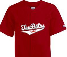 TB - Tubas Band Greek Baseball Jersey