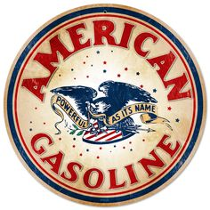 Vintage gas and oils sign bring back memories of the past. Bright and colorful with history that goes back to the early Garage art has the largest selection of quality reproduction gas and oils signs from 12 Old Gas Pumps, Vintage Gas Pumps, Vintage Cars, Retro Vintage, Vintage Style, Vintage Auto, Vintage Kitchen, Unique Vintage, Garage Art