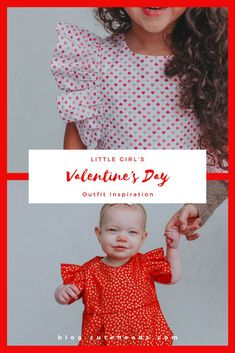 Little Girl's Valentine's Day Outfit Inspiration - The Cuteness Valentines day outfit inspo for girls! Vday dress for girls that are fun and festive. Show up to your Valentine's Day party in style! SHOP ALL STYLES NOW>>> Baby Girl Dresses, Baby Dress, Girl Outfits, Valentines Day Dresses, Valentines Day Party, Valentine's Day Outfit, Outfit Of The Day, Special Dresses, Heart Dress