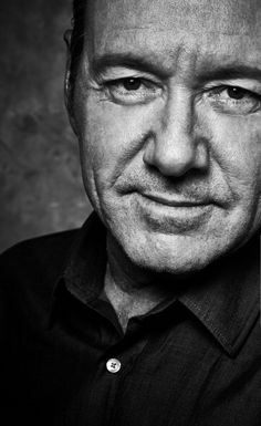 Kevin Spacey, by Matt Doyle.