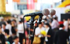 Petrified of Public Speaking? Keep These Tips and Your Audience's Fears in Mind