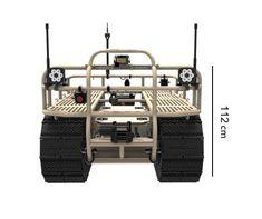Military Robot, Outdoor Range, Urban Setting, Robot Design, Control Unit, Transportation, Robotics, Drones, Weapons