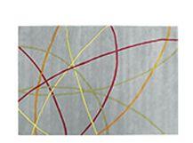 Ribbon vloerkleed 170 x 240cm, wolkengrijs